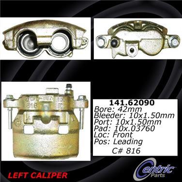 1991 Oldsmobile Cutlass Supreme Disc Brake Caliper CE 141.62090
