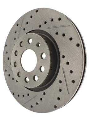 Brake Rotor 127.33110CL StopTech