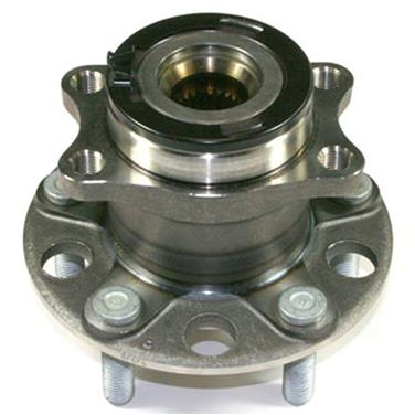 2007 Dodge Caliber Axle Bearing and Hub Assembly CE 401.63000