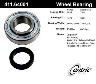 Axle Shaft Bearing Kit CE 411.64001