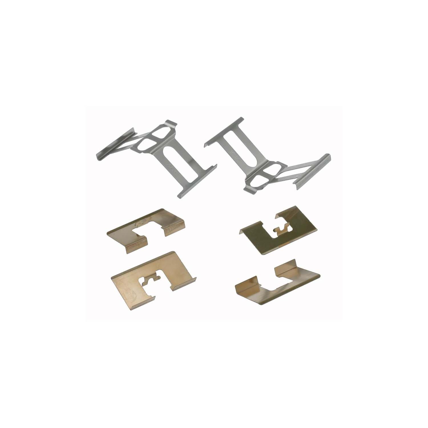 Disc Brake Hardware Kit Front Better Brake 13307