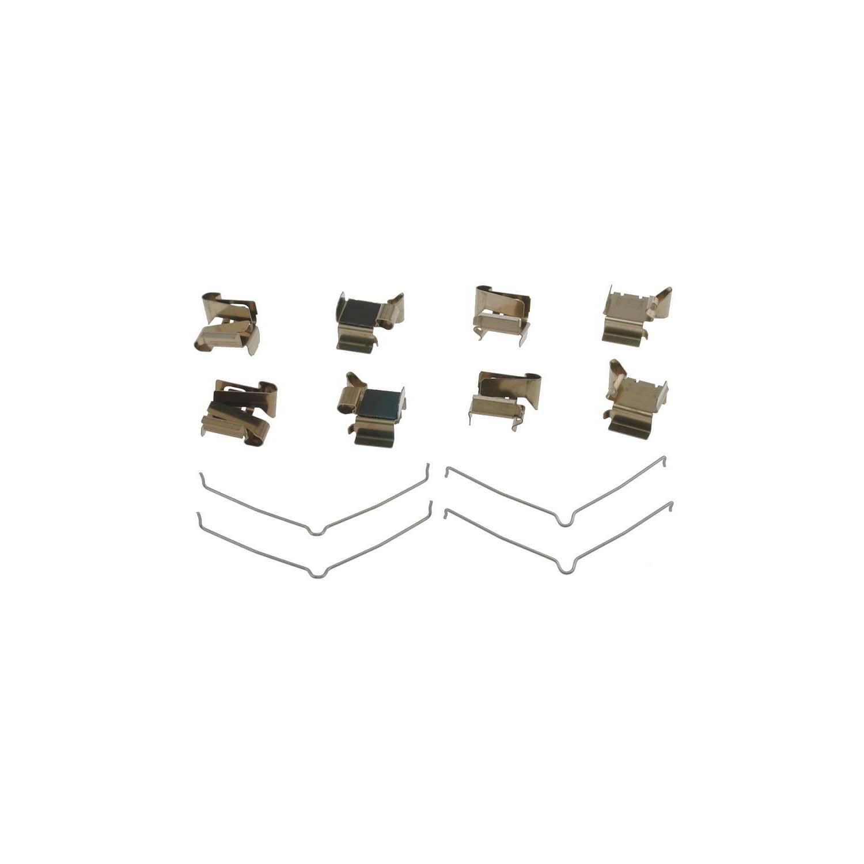 Wagner H15708 Disc Brake Hardware Kit Rear