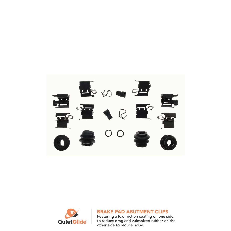 Dorman HW13948 Disc Brake Hardware Kit