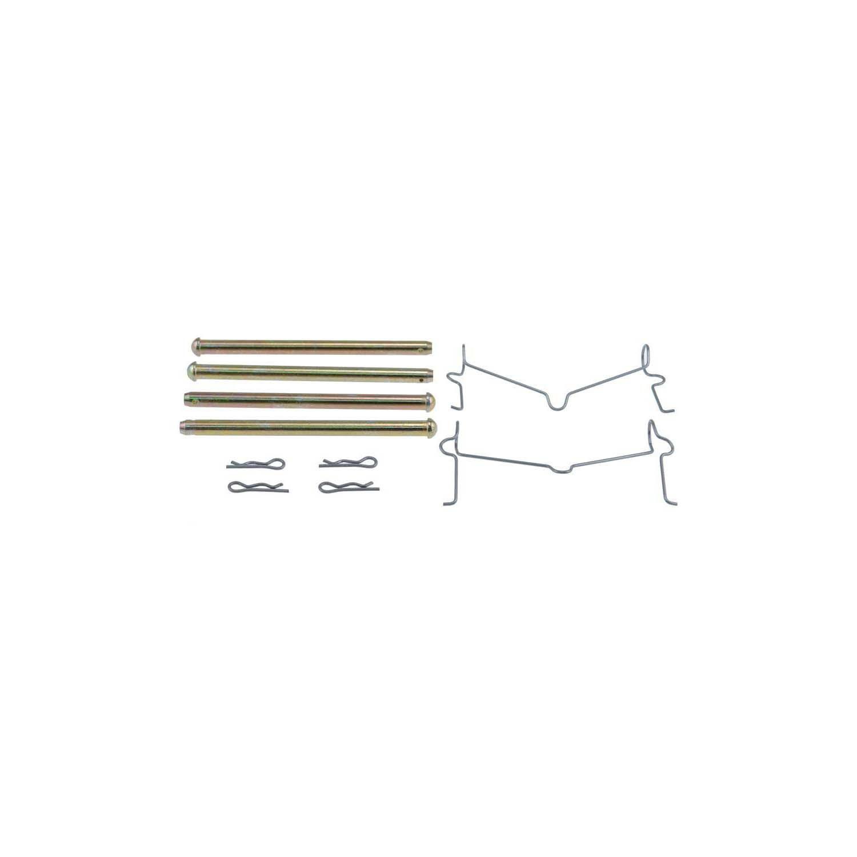 Carlson Quality Brake Parts H5792Q Disc Brake Hardware Kit