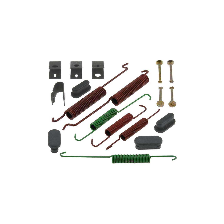 Drum Brake Hardware Kit-Brake Hardware Kit Drum Rear Dorman HW7339