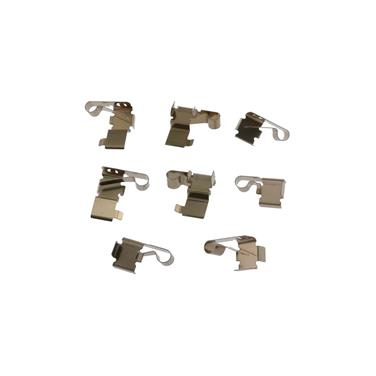 1996 Toyota Camry Disc Brake Hardware Kit CK 13274