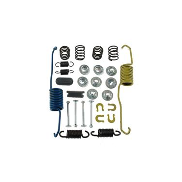 1987 Toyota Camry Drum Brake Hardware Kit CK 17287