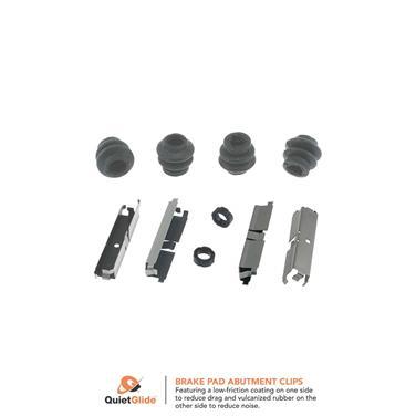 Disc Brake Hardware Kit Front Centric 117.44075