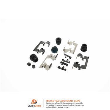 2014 Jeep Cherokee Disc Brake Hardware Kit CK H5866Q