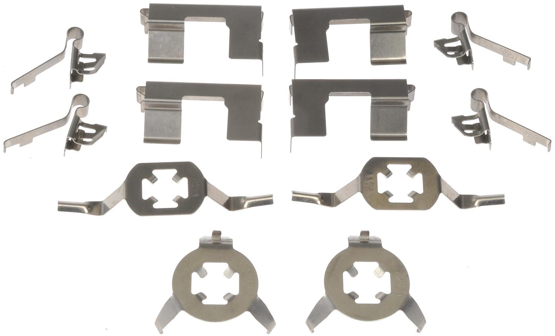 Carlson 13140 Front Disc Brake Hardware Kit