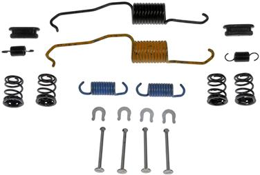2004 Toyota Camry Drum Brake Hardware Kit DB HW17287