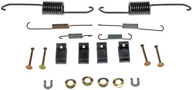 1995 Honda Accord Drum Brake Hardware Kit DB HW17321
