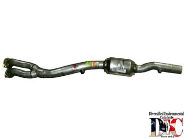 1997 BMW 740iL Catalytic Converter DC BMW9C1450
