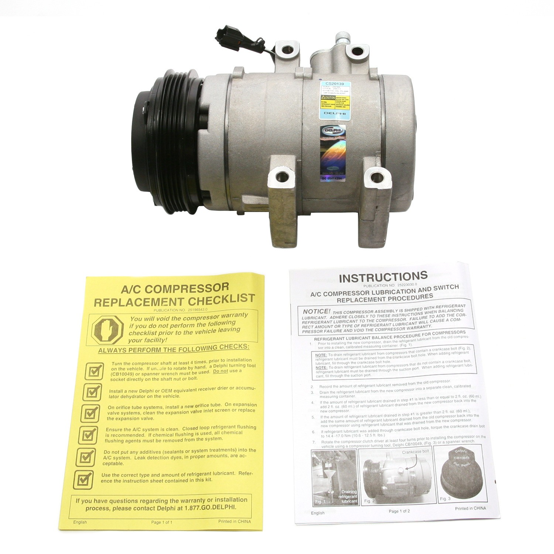 2004 Kia Sorento A C Compressor Wiring Harness De Cs20139