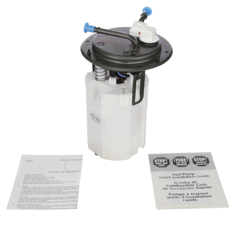 2002 Kia Spectra Fuel Pump Module Assembly 02 Wiring De Fg1232