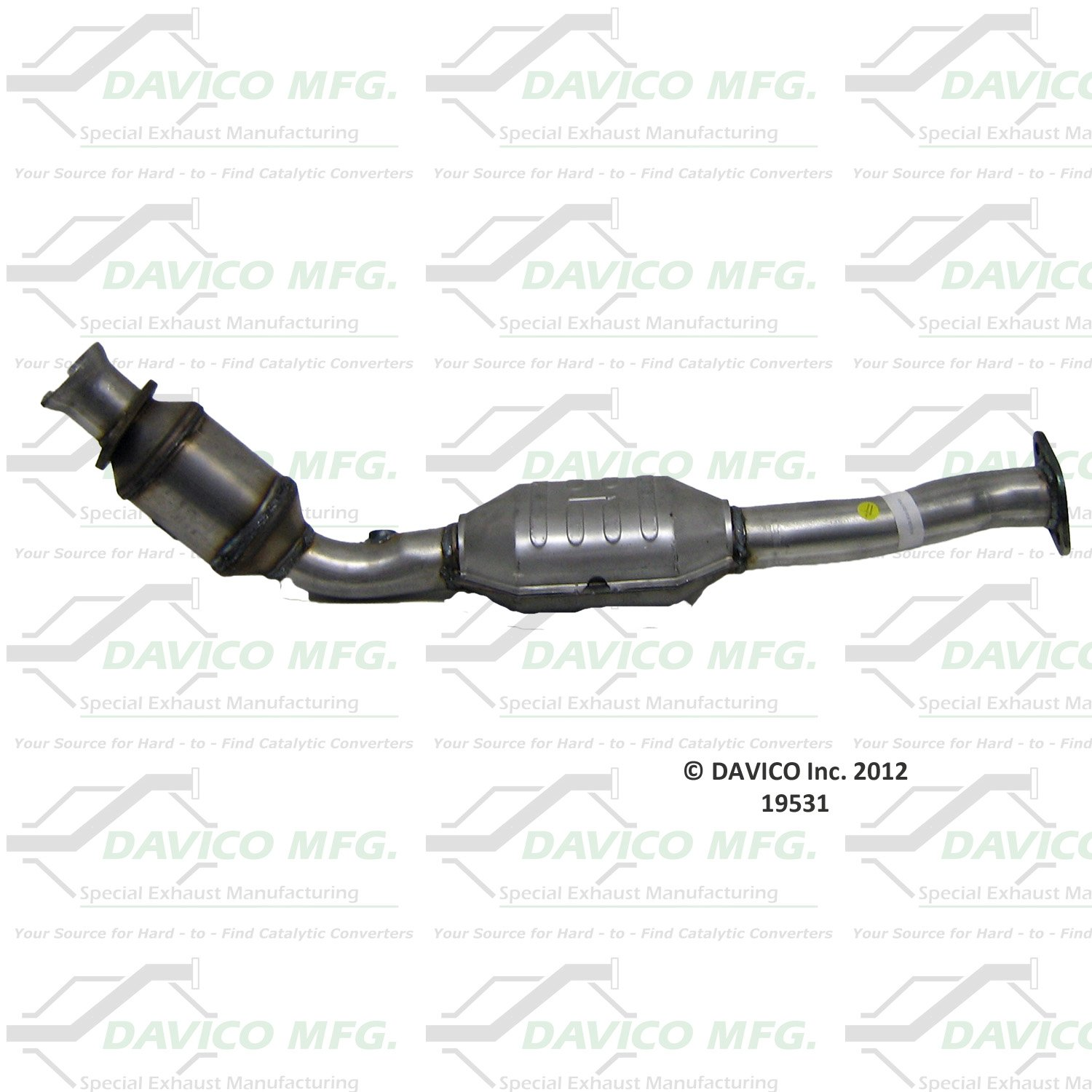 2004 Mercury Grand Marquis Catalytic Converter