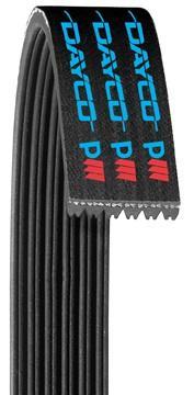 Serpentine Belt-Rib Ace Precision Engineered V-Ribbed Belt Bando 4PK895