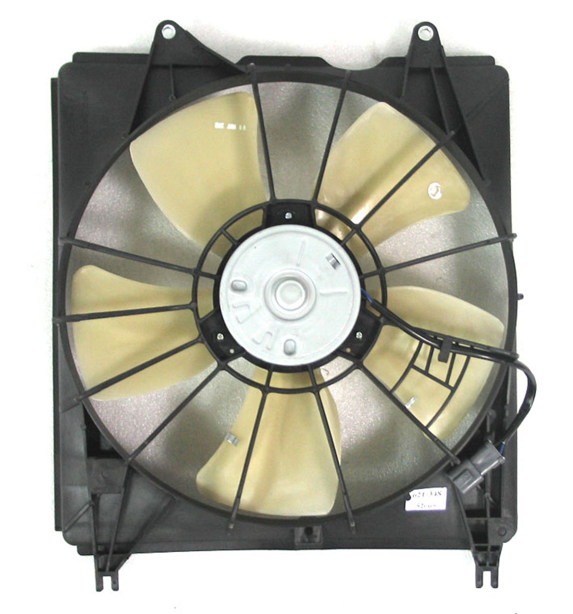 2012 Acura RDX Cooling Fan Assembly