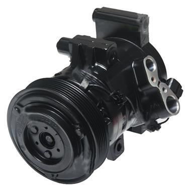 2010 Mazda 6 A C Compressor Autopartskart Com
