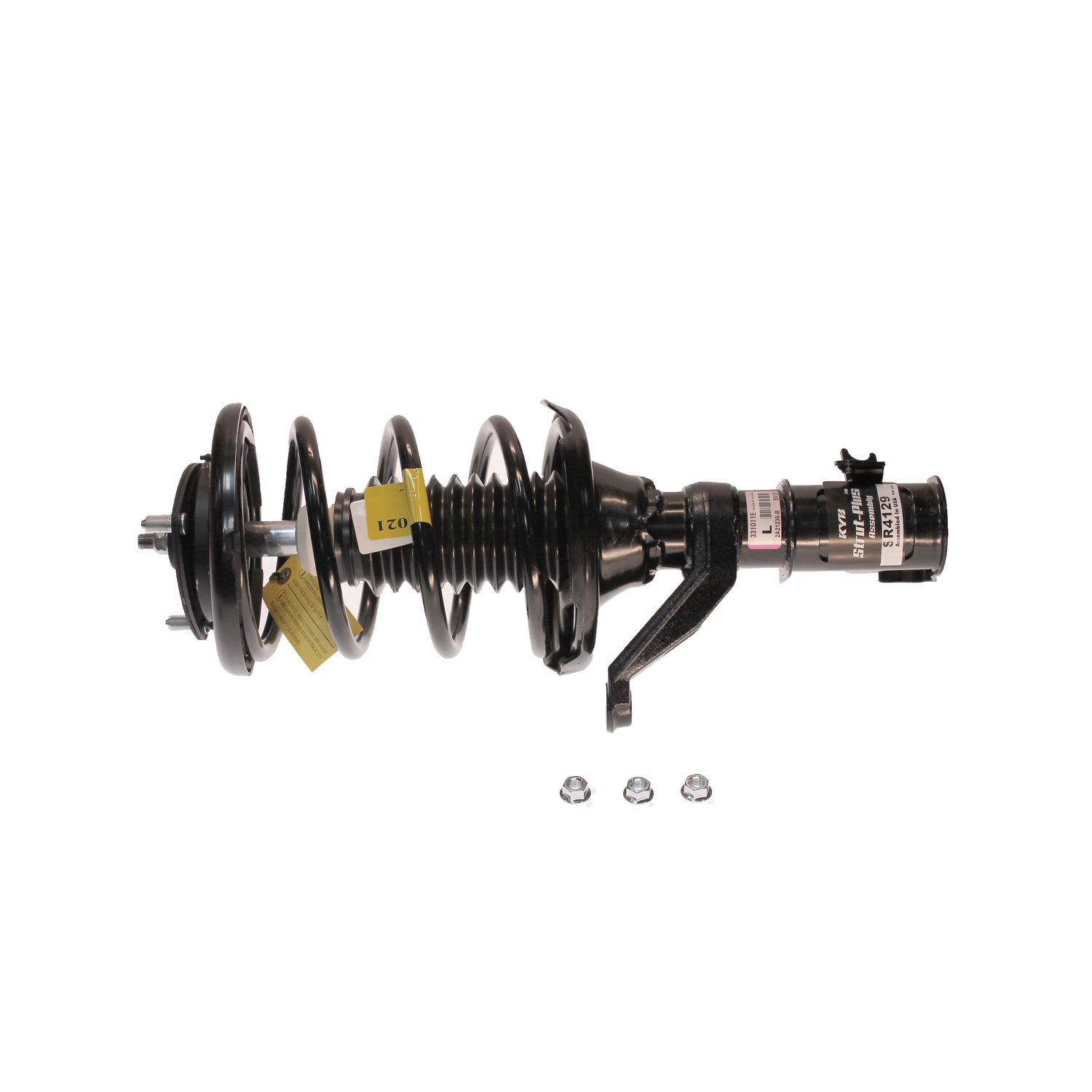 2003 Acura EL Strut And Coil Spring Assembly