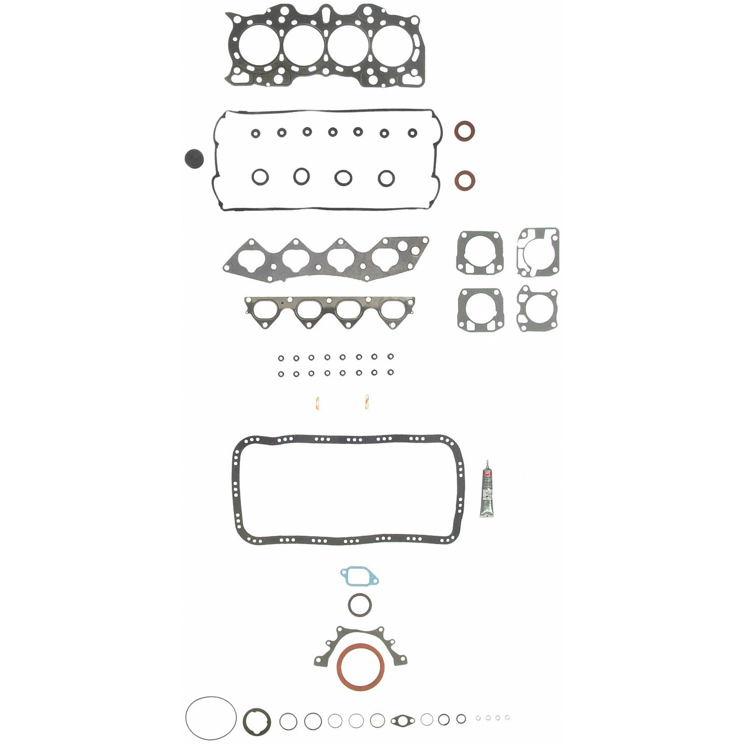 1995 Acura Integra Engine Gasket Set