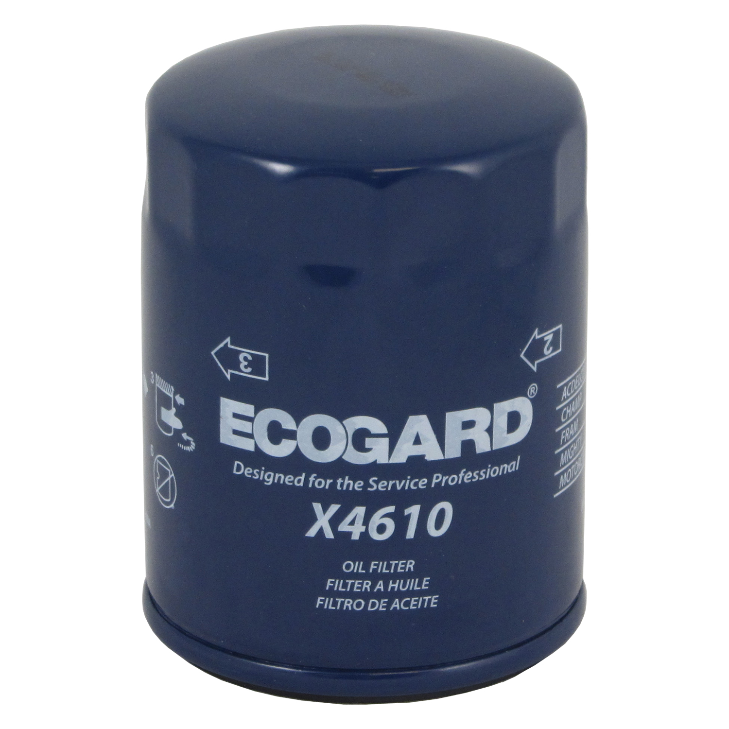 1999 Mazda 626 Engine Oil Filter E8 X4610