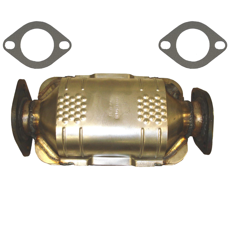 Catalytic Converter-EPA Ultra Direct Fit Converter Rear Walker 15851