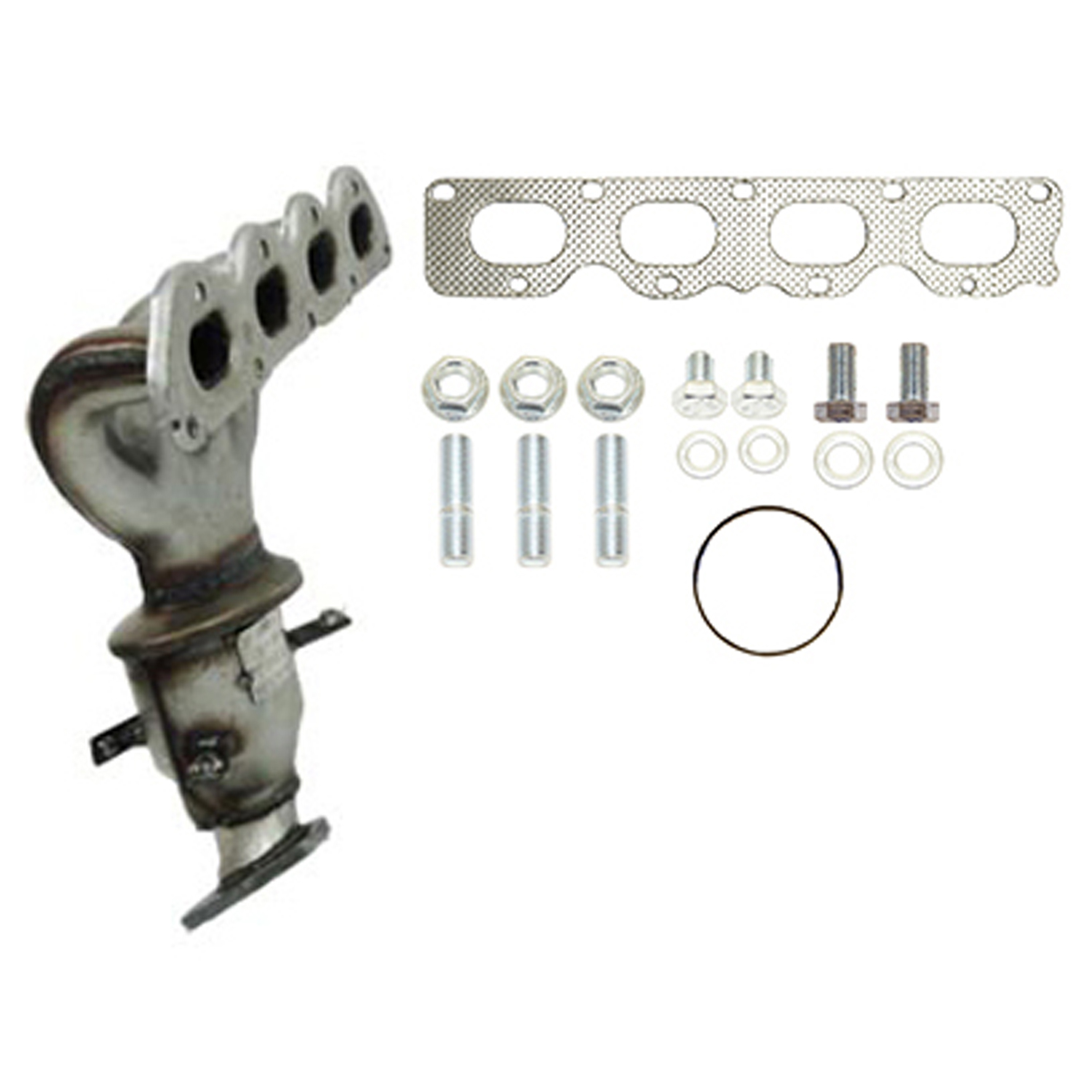 2009 Pontiac G3 Exhaust Manifold with Integrated Catalytic