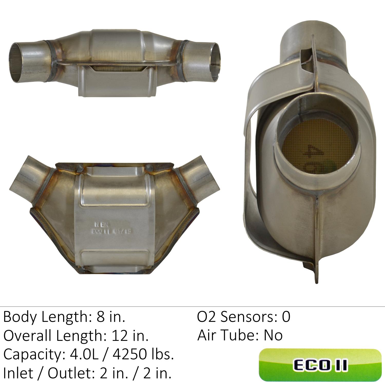 2005 Ford F 150 Catalytic Converter Autopartskartcom
