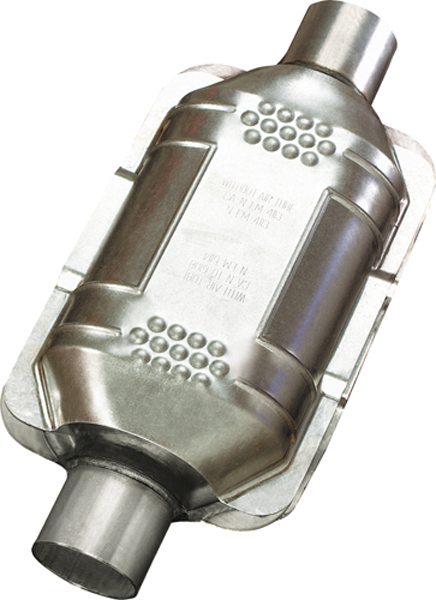 Eastern Catalytic Converter Rear New for Mercury Cougar Ford 30372