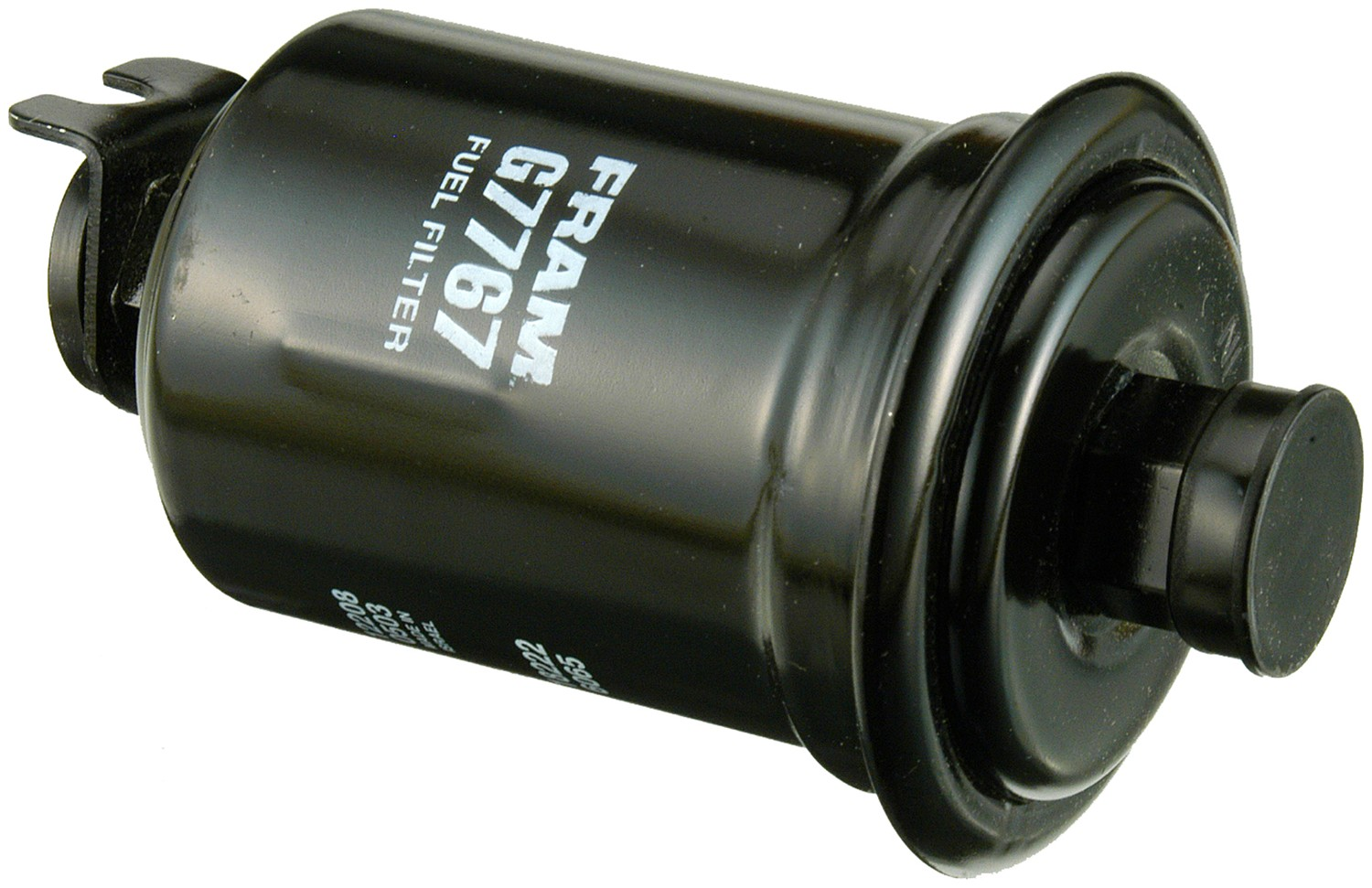1998 Toyota Camry Fuel Filter Location Ff G7767