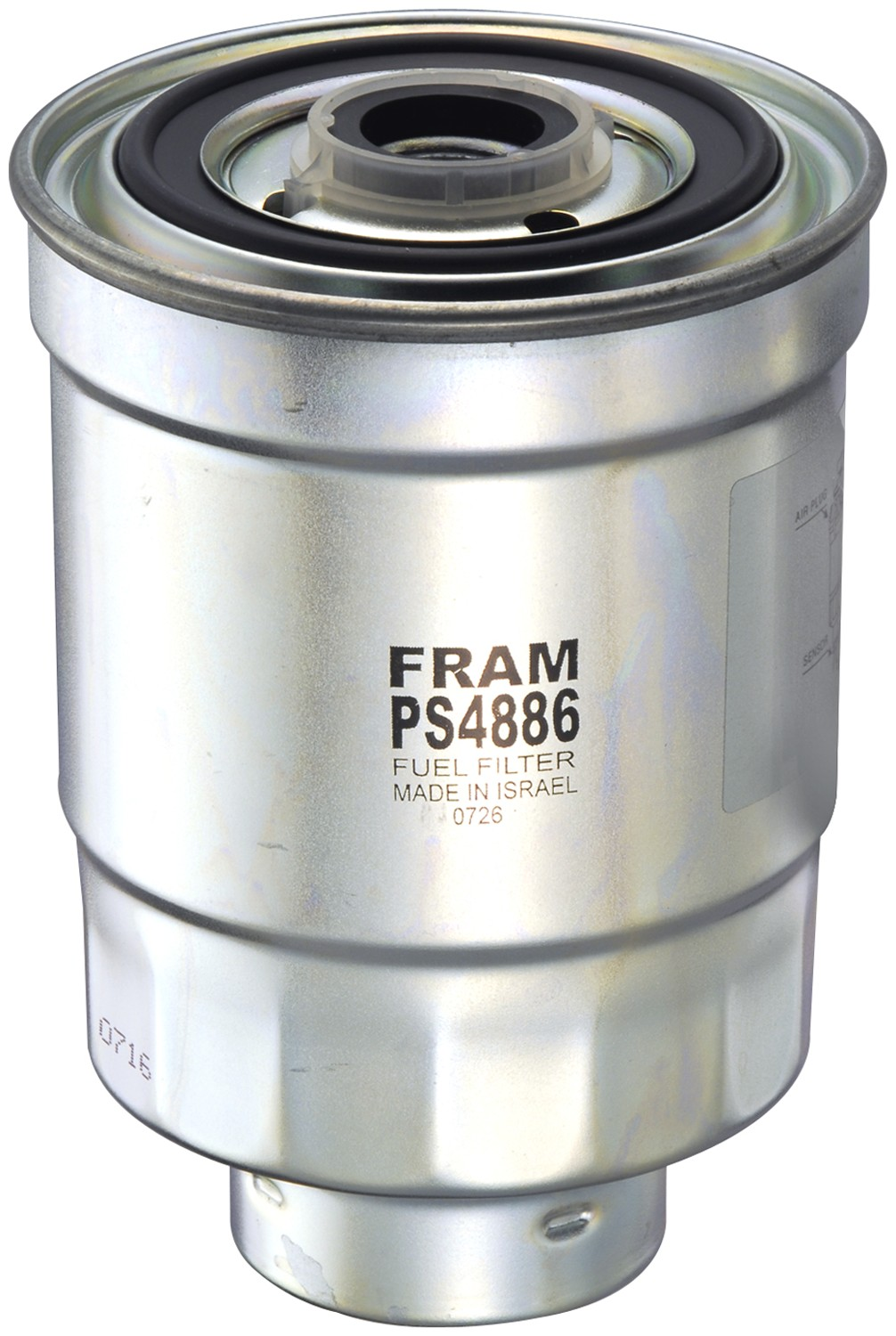 1986 Isuzu Trooper Fuel Filter Performance Fram Ff Ps4886