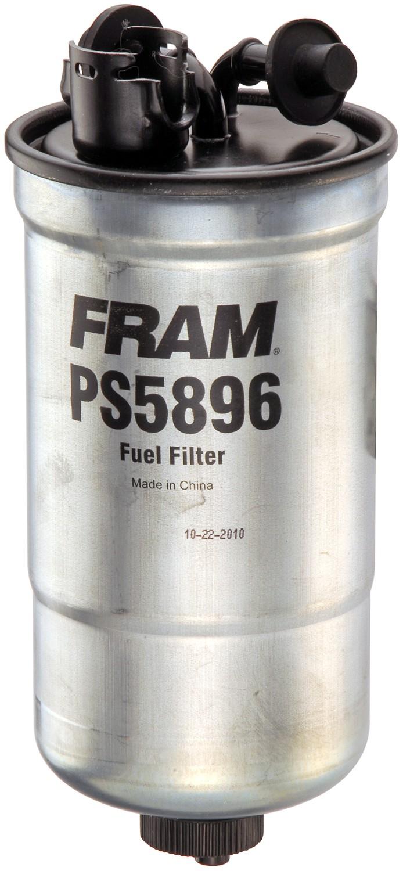 2006 Volkswagen Beetle Fuel Filter Performance Fram Ff Ps5896