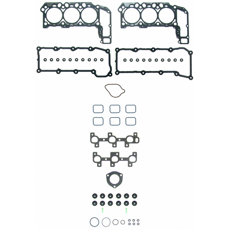 Engine Cylinder Head Gasket Set Fel-Pro HS 26206 PT