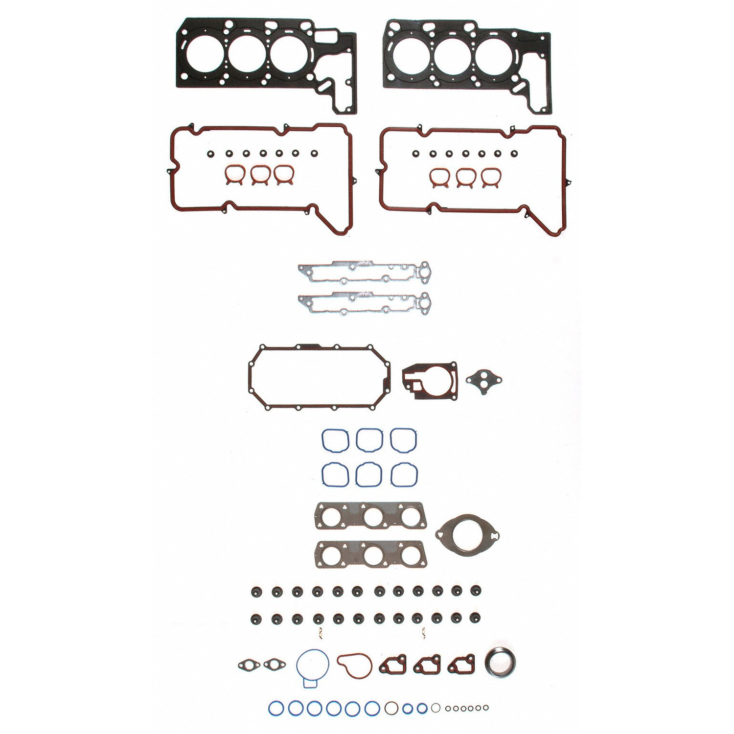 2001 Oldsmobile Aurora Engine Cylinder Head Gasket Set FP HS 26230 PT-1