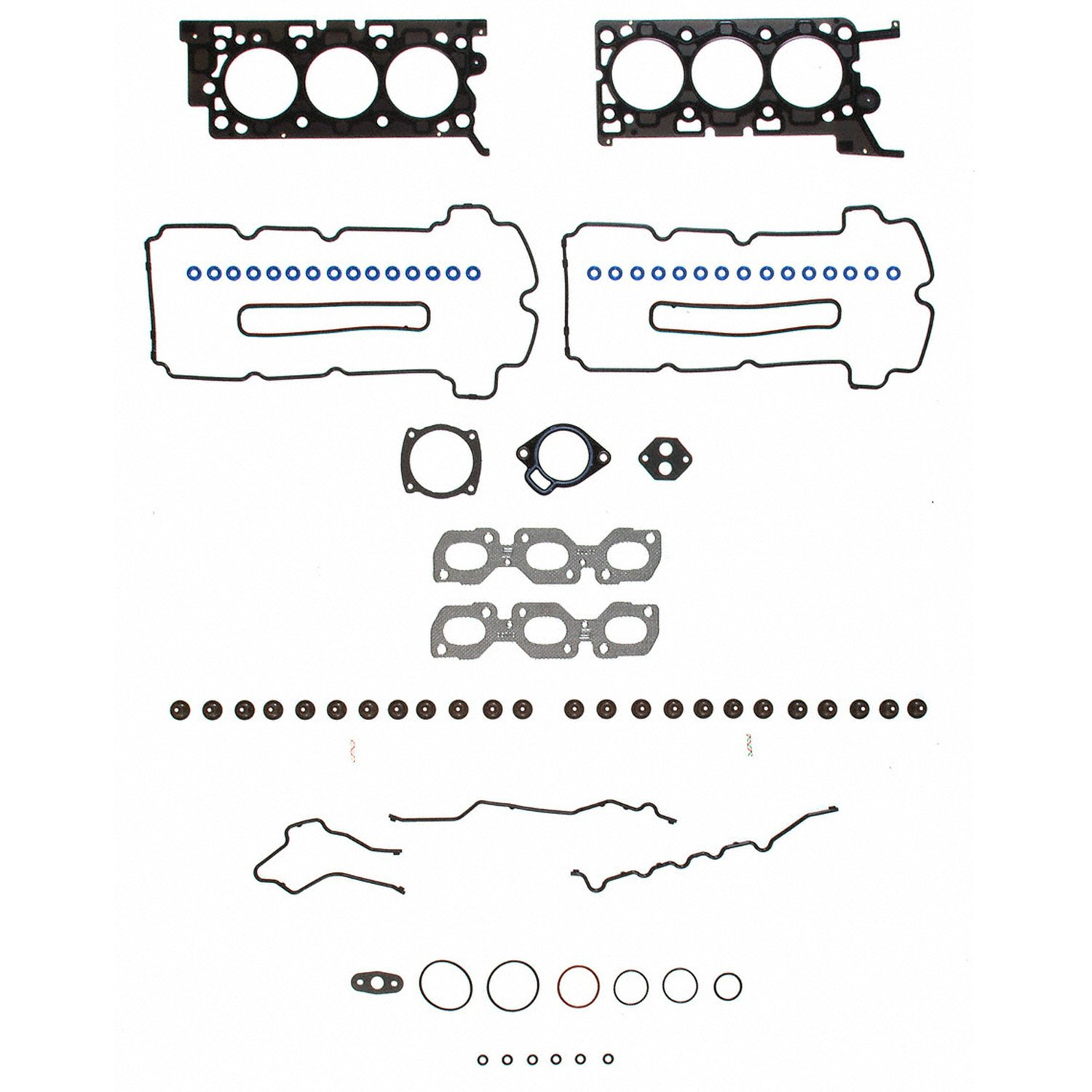 FelPro Engine Cylinder Head Gasket Set HS 26248 PT