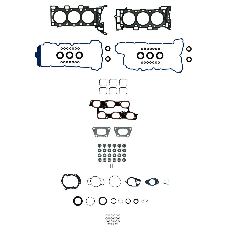 Engine Cylinder Head Gasket Fel-Pro 26517 PT