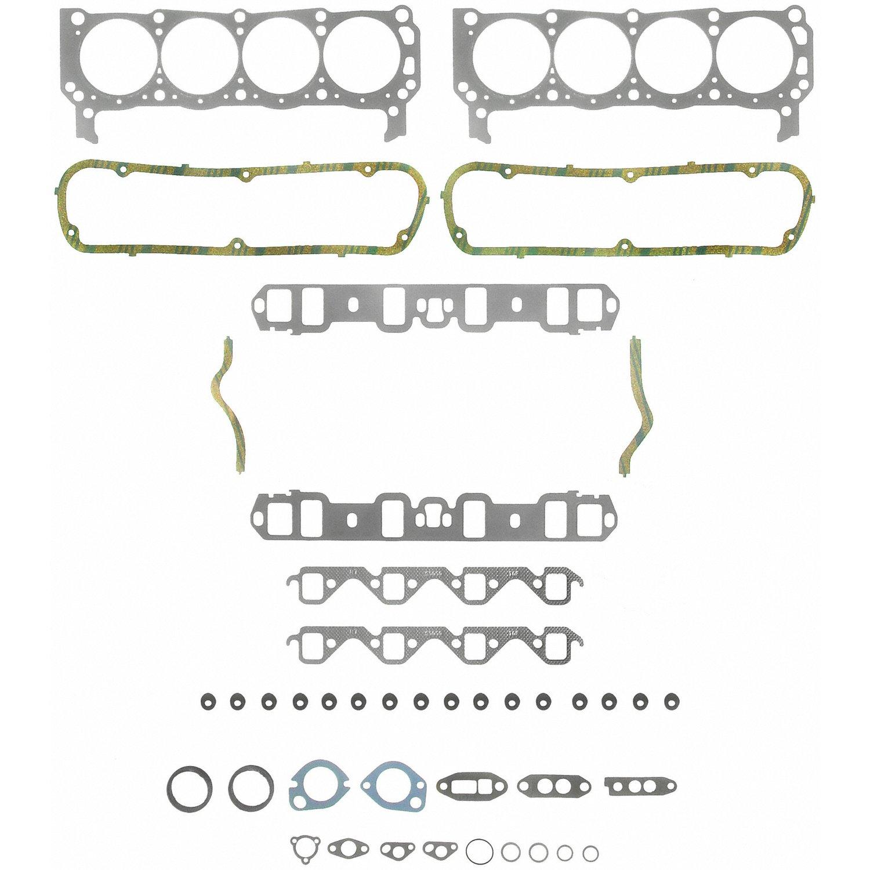 Genuine OEM Ford E1AZ-6079-A Cylinder Head Gasket Set