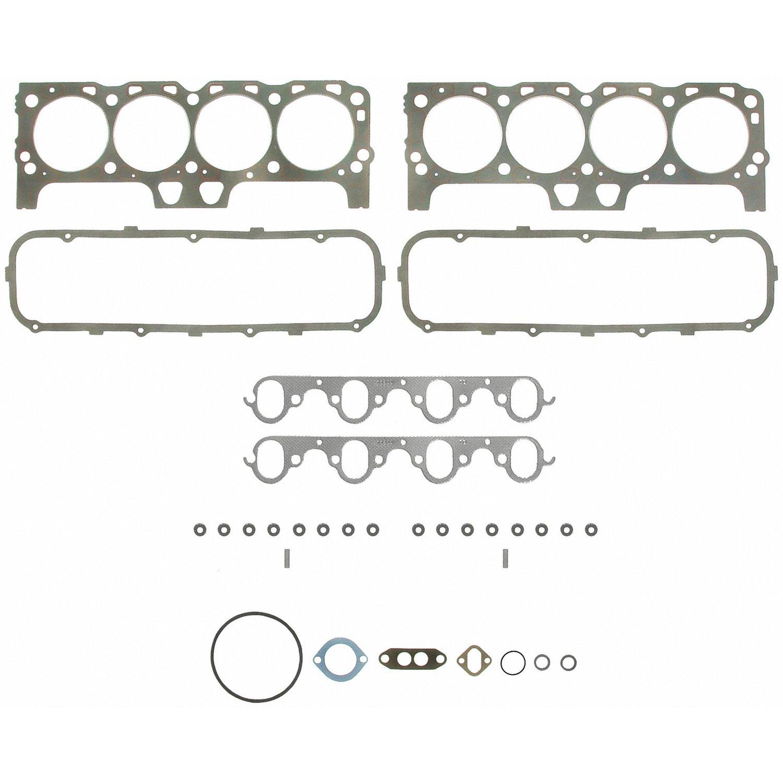 Engine Cylinder Head Gasket Set Fel-Pro HS 8558 PT-4
