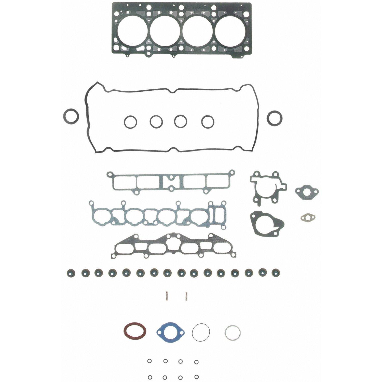 1995 Chrysler Cirrus Engine Cylinder Head Gasket Set Lebaron Timing Belt Kit Fp Hs 9924 Pt