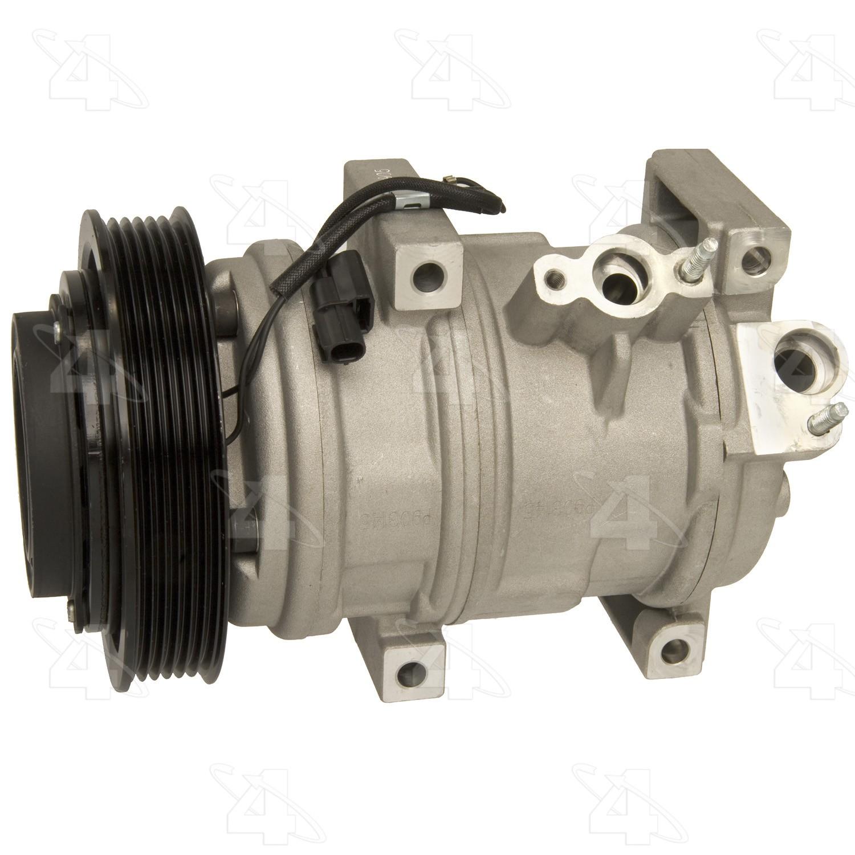 A//C Compressor-10SR17C Compressor Assembly UAC CO 10840C