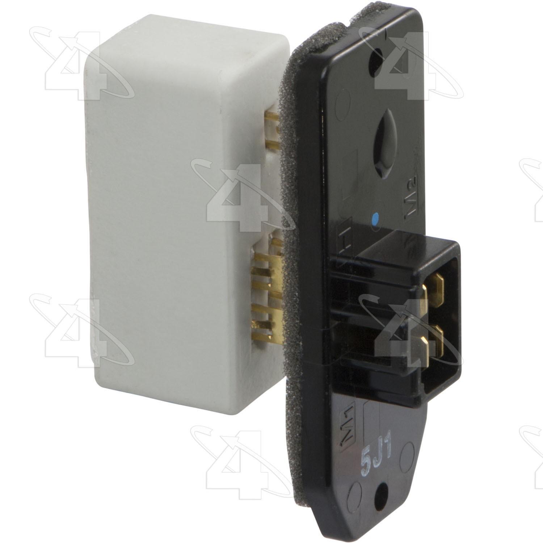 HVAC Blower Motor Resistor-Resistor Block 4 Seasons 20547