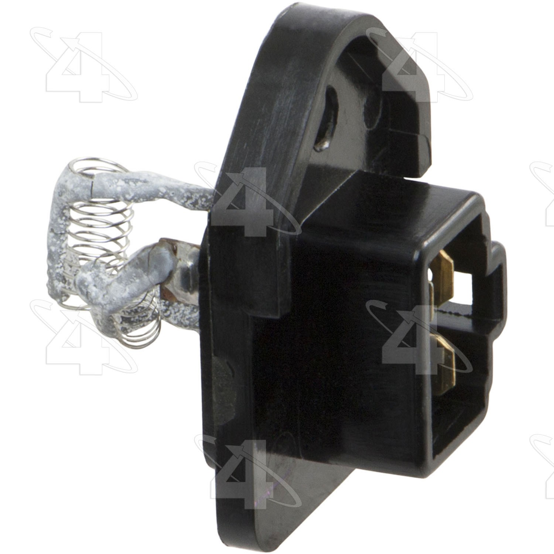 HVAC Blower Motor Resistor Standard RU-231