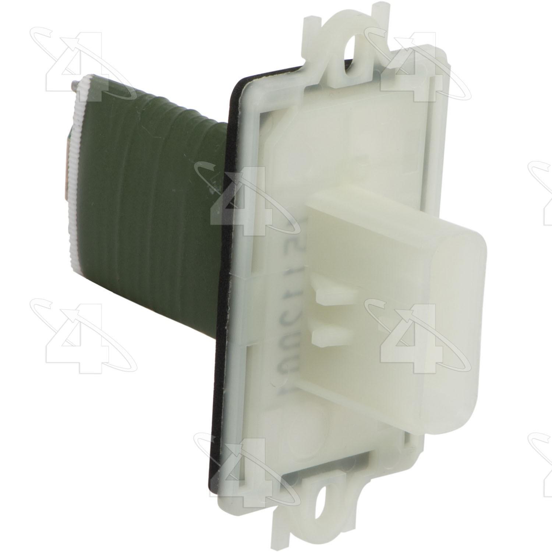 HVAC Blower Motor Resistor Rear Airtex 4P1340