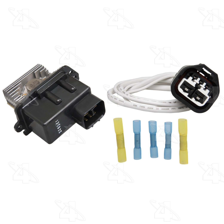 2002 Ford Ranger Hvac Blower Motor Resistor Autopartskart Com