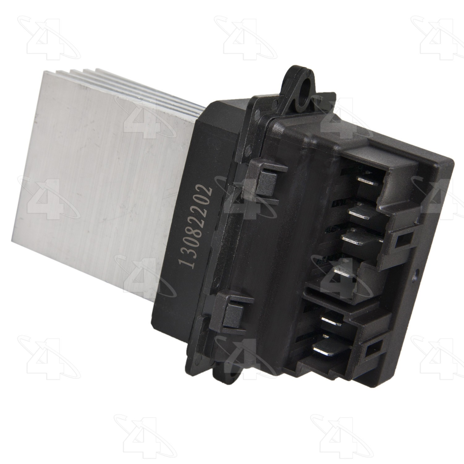 HVAC Blower Motor Resistor-Resistor Block Front 4 Seasons 20515