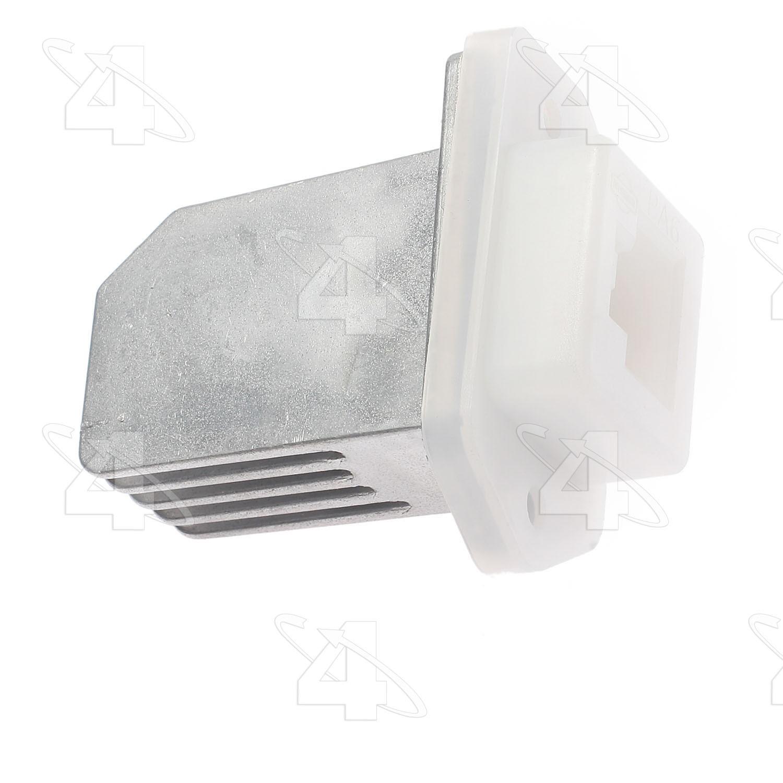 HVAC Blower Motor Resistor-Resistor Block 4 Seasons 20455