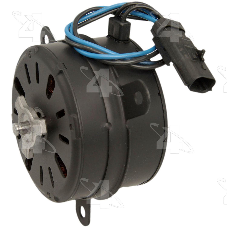 2002 Jeep Grand Cherokee Engine Cooling Fan Motor Fs 35155