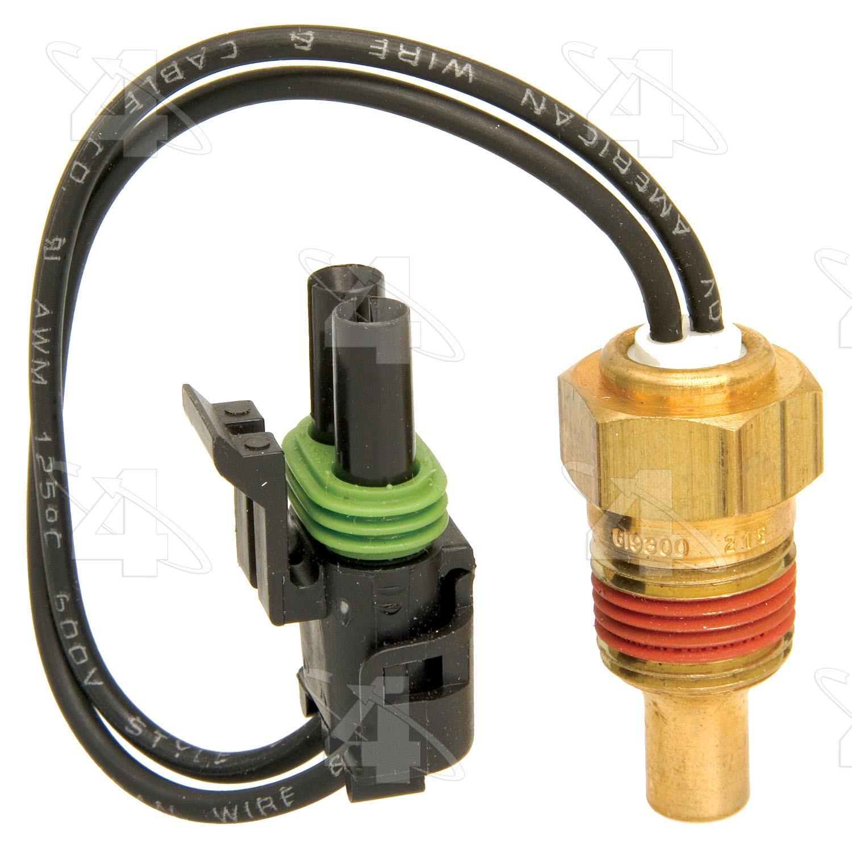 1987 Jeep Wrangler Engine Coolant Temperature Sensor Electrical Wiring Fs 36400