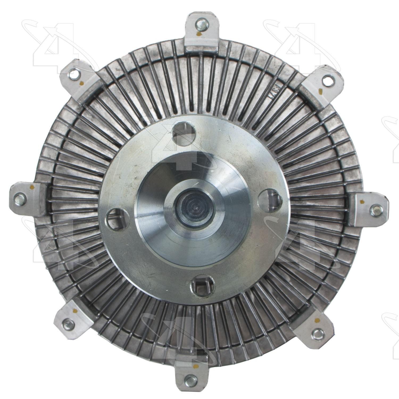 2003 Isuzu Rodeo Sport Engine Cooling Fan Clutch Hayden 6232